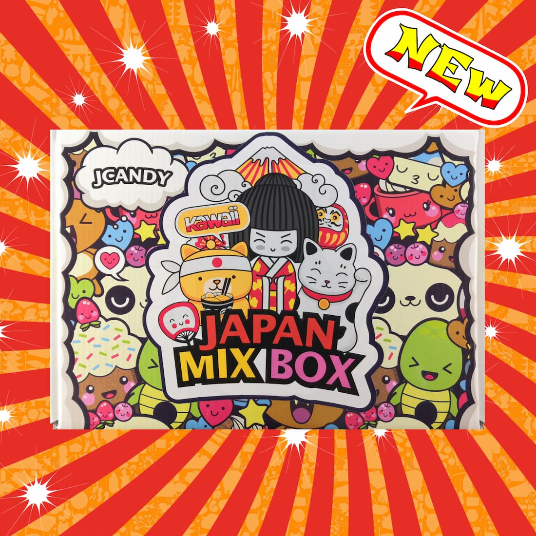 Wow Mix Box