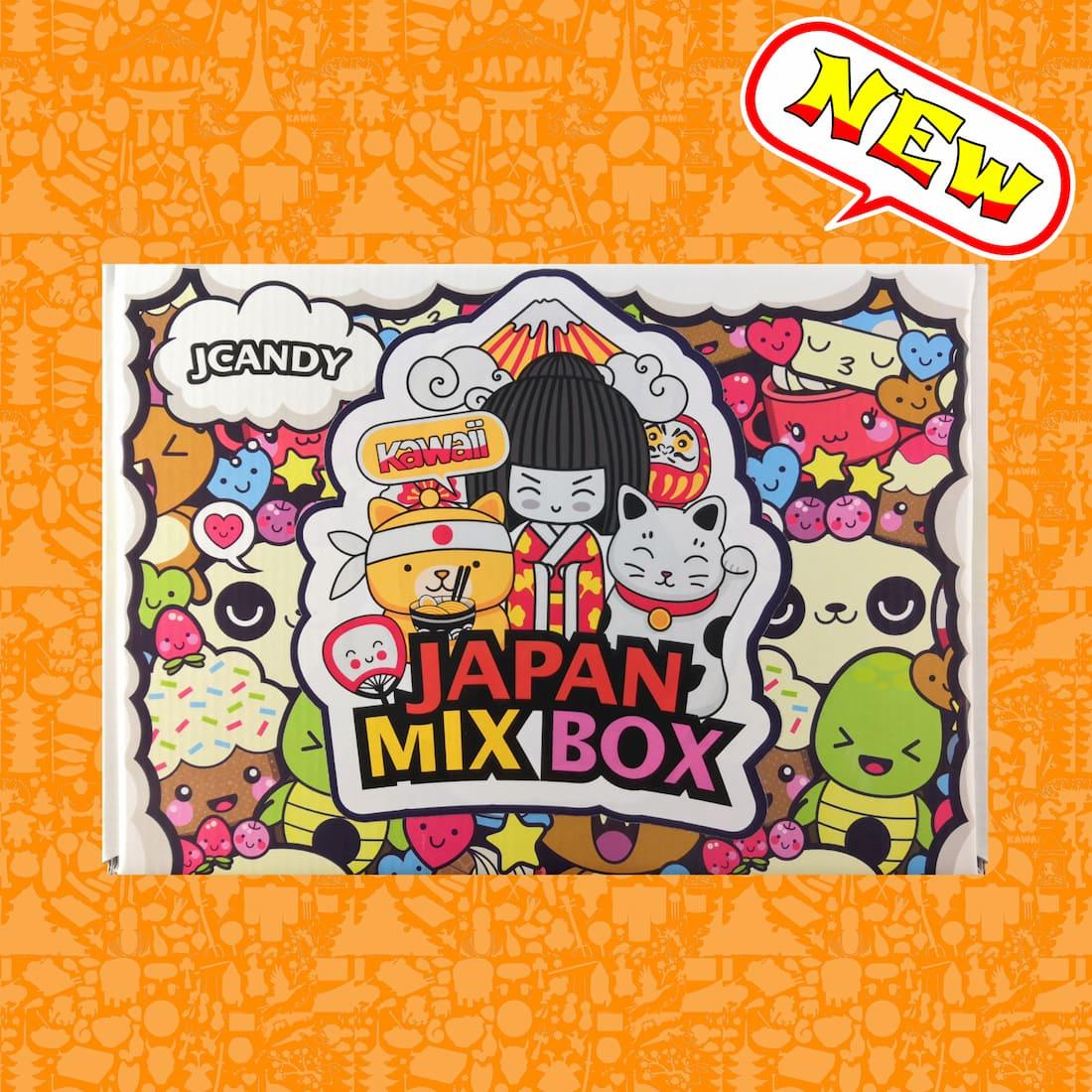 Fuji Mix Box