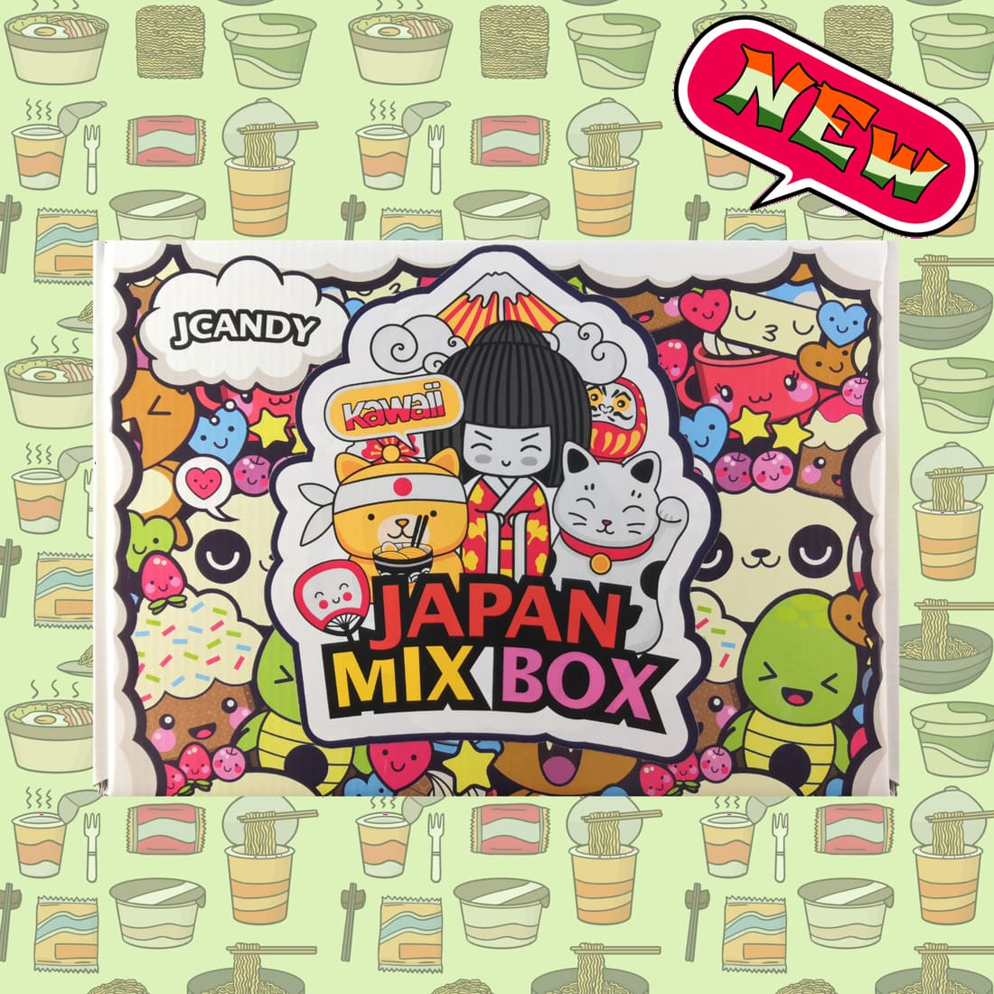 Kumamon Mix Box
