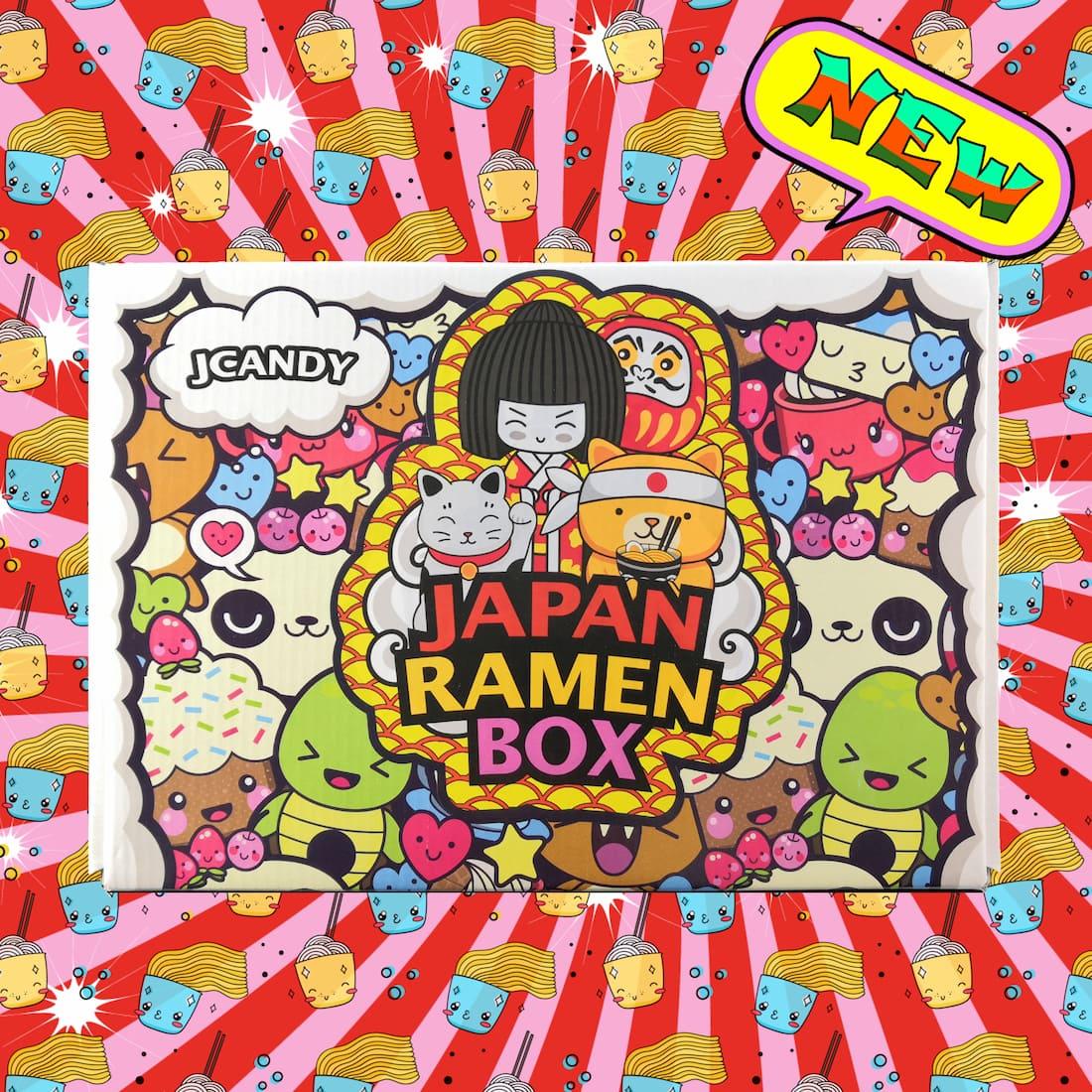 Ramen itsutsu Box