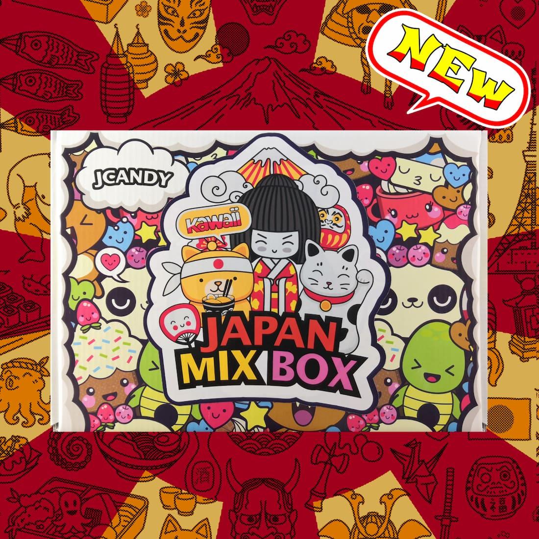 ichiban Mix Box