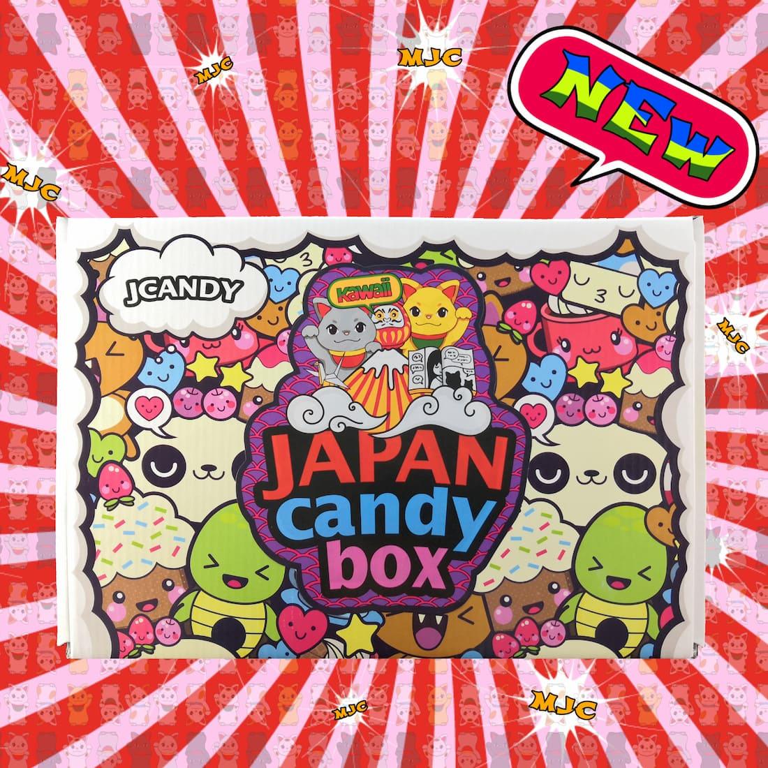 jCandy Senpai Box