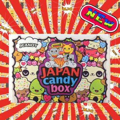jCandy ichiban Box